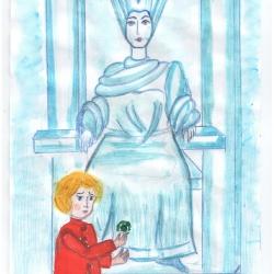 Кай и Снежная Королева Ягудин М. 8 лет