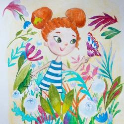 Софья-Галузина- Краски лета