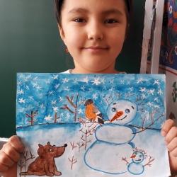 Центр внешкольной работы «Әулет» г. Кокшетау, Казахстан
