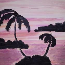 Море и пальмы Климчицкая
